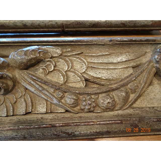Italian Pair of 18th Century Italian Architectural Panels For Sale - Image 3 of 13