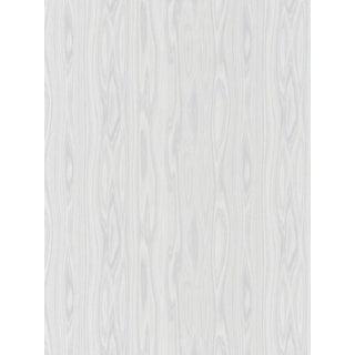 Scalamandre Faux Bois Weave, Fog Fabric For Sale