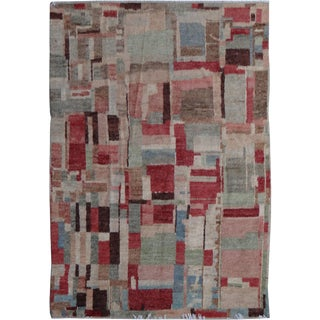 Aara Rugs Inc. Hand-Knotted Shagi Rug - 8′4″ × 10′ For Sale