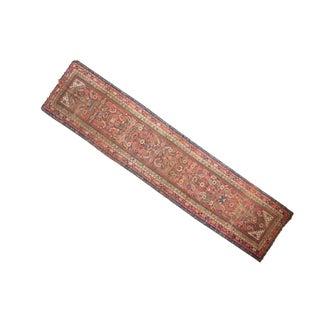 """Antique Karabagh Rug Runner - 3'2"""" x 13'8"""" For Sale"""