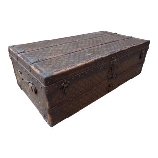 Early 20th Century Louis Vuitton Trunk