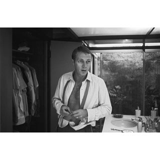 1960 Sid Avery Steve McQueen Photography For Sale