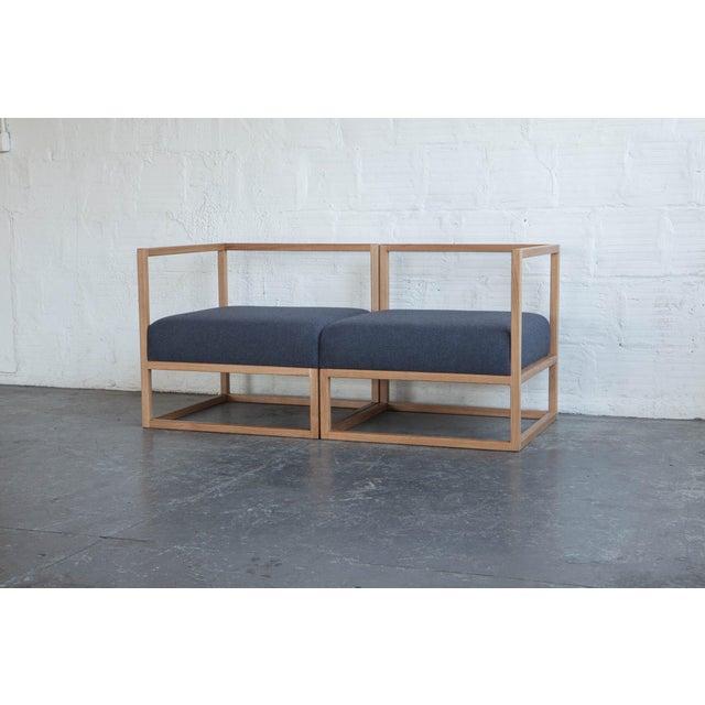 Mid-Century Modern TGM Frame Sofa For Sale - Image 4 of 6
