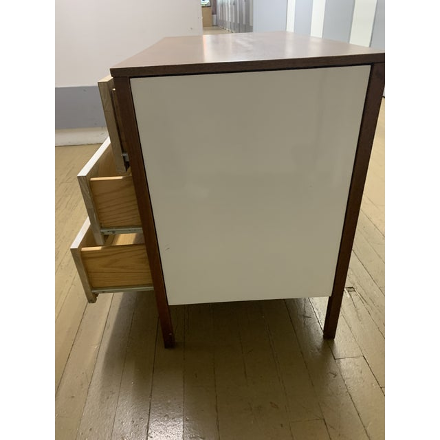 1960s 1960s Danish Modern Knoll Dresser or Nightstand For Sale - Image 5 of 13