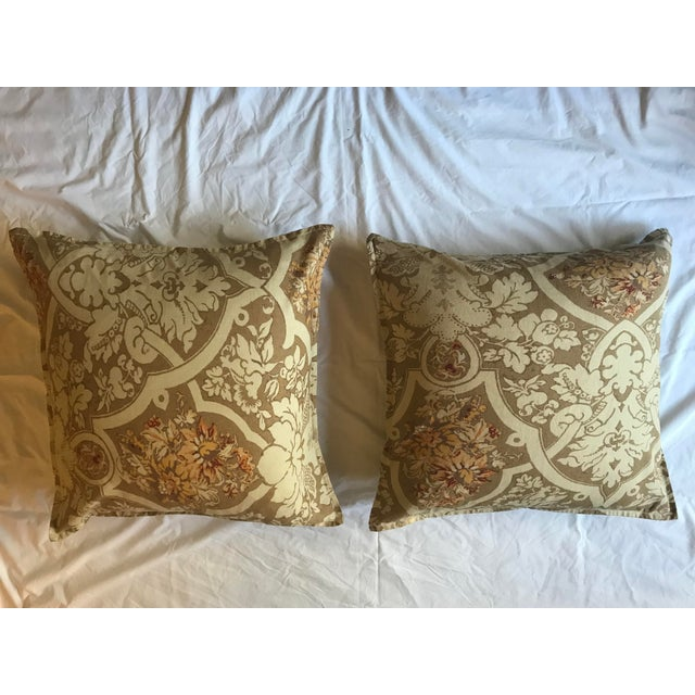 Pottery Barn Pillows - A Pair For Sale - Image 5 of 5