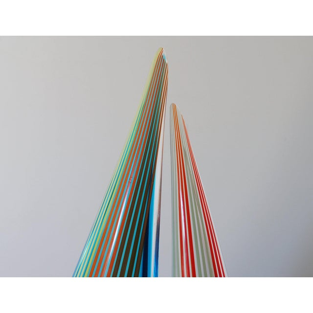 Sailboat Sculpture by Alberto Dona' For Sale In Palm Springs - Image 6 of 9