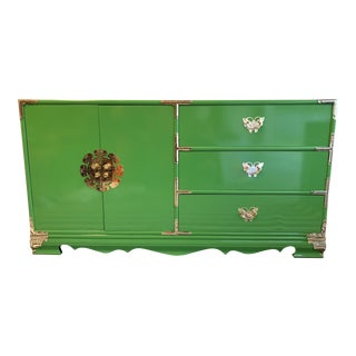 Gently Used Amp Vintage Chinoiserie Furniture For Sale At