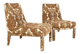 Image of Slipper Chairs
