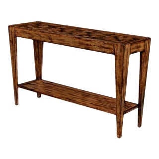 Scarborough House Rectangular Console Table For Sale