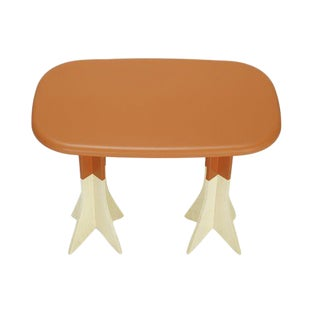 Wings Side Table - Orange