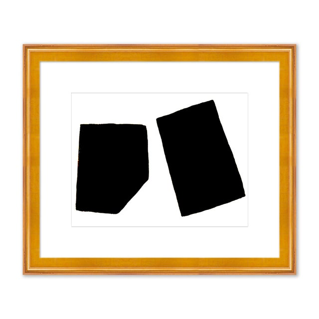 Figurative Abstract Gallery Wall, Set of 3 For Sale - Image 3 of 9