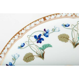 Limoges Tier Cake Platter Preview