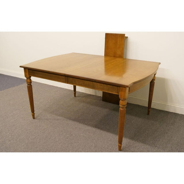 20th Century Italian Neoclassical Tuscan Dining Table For Sale - Image 4 of 12