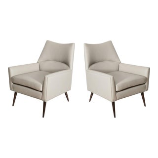 Pair of McCabe Club Chairs For Sale