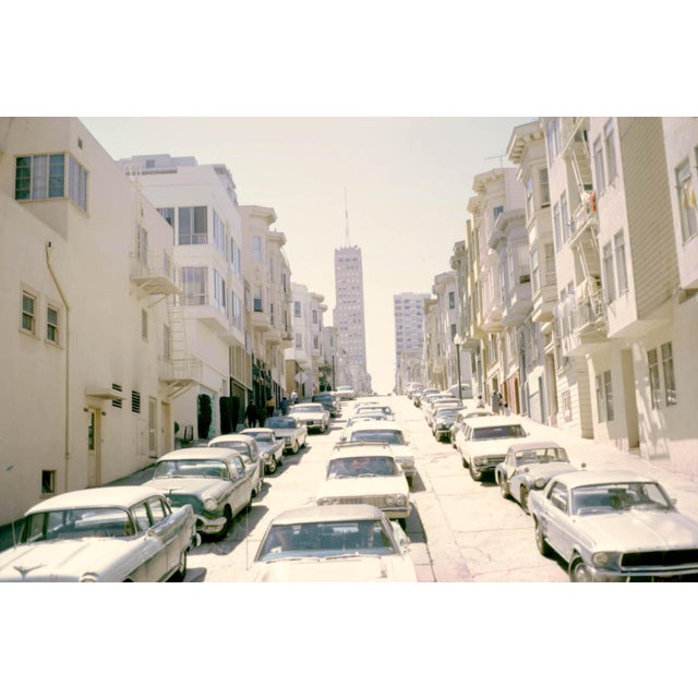 1960s 1960s Vintage San Francisco Limited Edition Photograph For Sale - Image 5 of 5