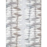 Scalamandre River Delta Embroidery, Silverpoint