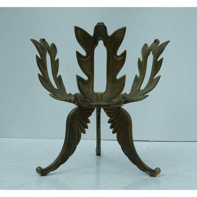 1950s V.L. Viar Bronze & Glass Coffee Table - Image 3 of 8