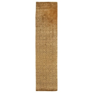 """Hand Knotted Cordoba Design Rug-2'10'x12"""" For Sale"""