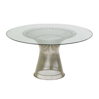 Warren Platner for Knoll Dining Table For Sale