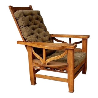 Vintage Joseph P. McHugh Chair For Sale