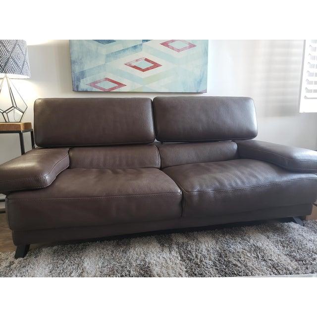 2010s Roche Bobois Syntaxe Sofa For Sale - Image 5 of 10