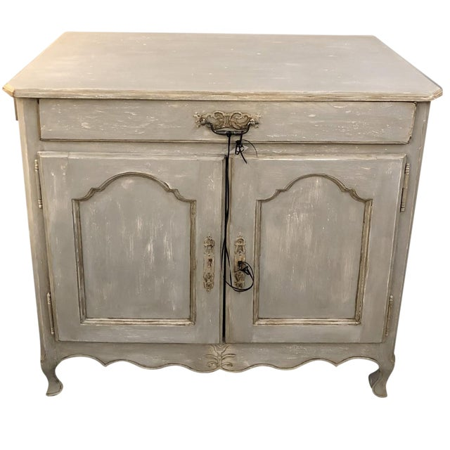 19th Century French Louis XV Provincial Buffet - Image 1 of 7