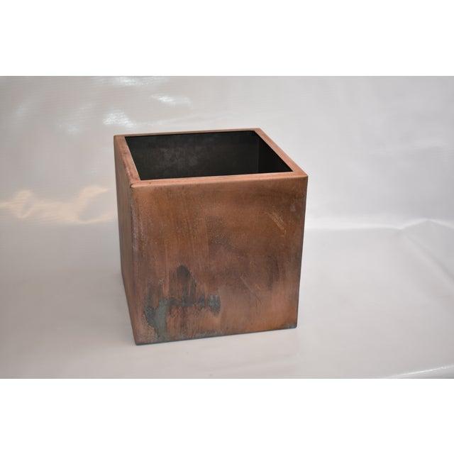 Contemporary Contemporary Handmade Storage Box For Sale - Image 3 of 4