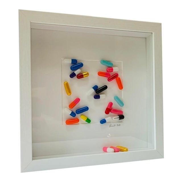"Original 3d Artwork ""Lunch With Grandma"" Framed For Sale"