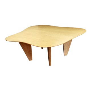 Vintage Mid-Century Amoeba Coffee Table For Sale