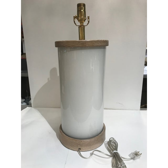 Contemporary Liz Marsh Designs Single Golden Serpent Table Lamp For Sale - Image 3 of 12