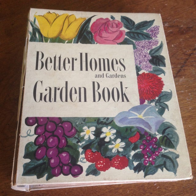1951 Mid-Century Decorative Garden Book With Great Cover - Image 3 of 11