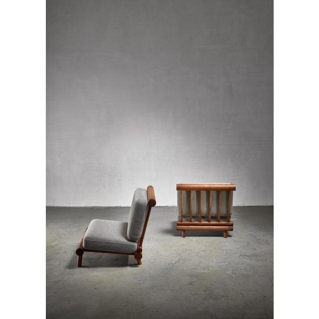 Charlotte Perriand Charlotte Perriand Chairs From La Chachette, France For Sale - Image 4 of 7