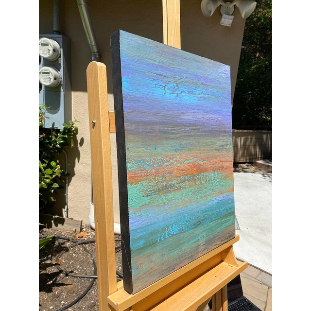 Contemporary Original Contemporary Abstract Painting For Sale - Image 3 of 5