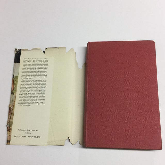 Vintage Travel and Anthropology Books - a Pair For Sale In New York - Image 6 of 12