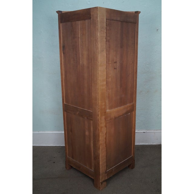 GEKA Grange French Country Cherry Corner Cabinet - Image 4 of 10