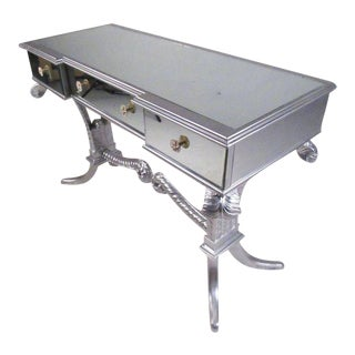 Decorator Style Vanity or Hall Table