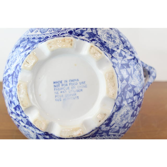 Asian Vintage Chinese Vegetable Dish For Sale - Image 3 of 8