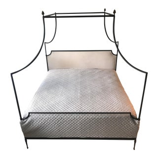 Niermann Weeks Loire Canopy King Bed