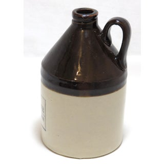 Small Antique Stoneware Port Wine Jug Preview