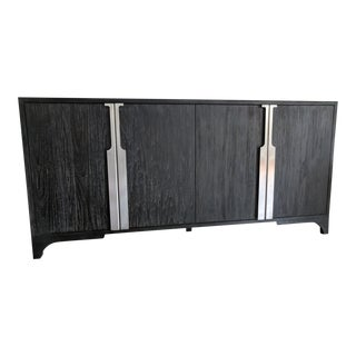 Brownstone Furniture Palmer Mink Server For Sale