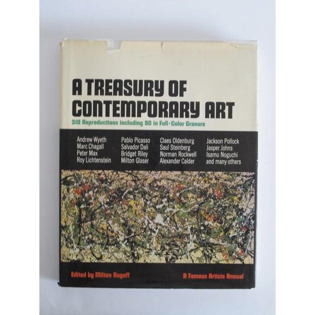 Treasury of Contemporary Art - Image 2 of 5