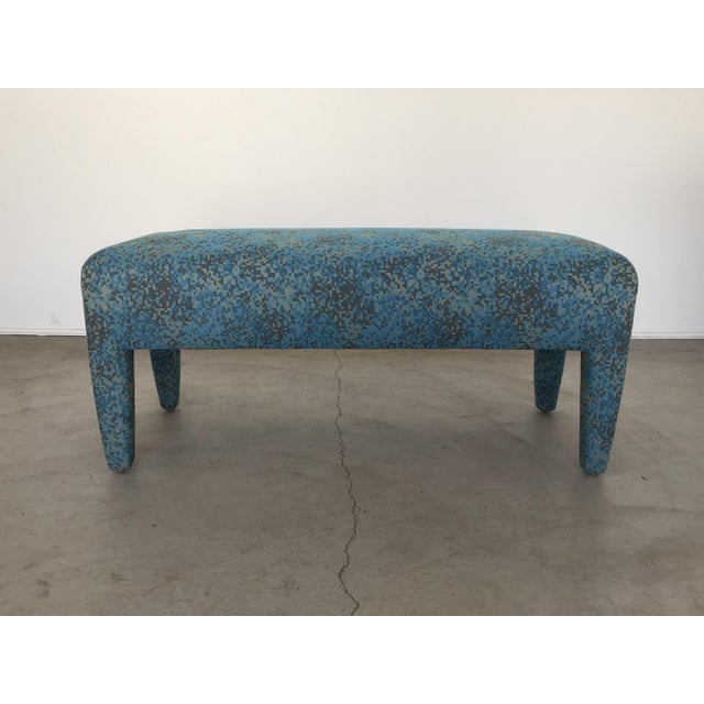 Mid-Century Donghia Bench For Sale - Image 13 of 13
