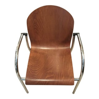 Stackable Bentwood Prototype Chair For Sale