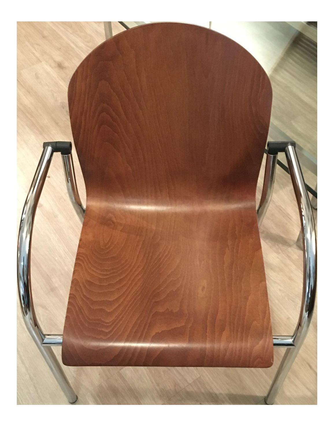 Stackable Bentwood Prototype Chair