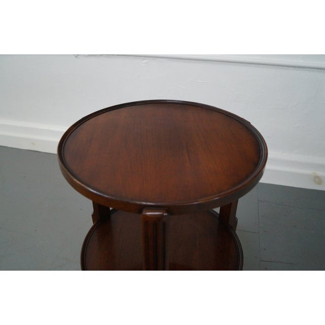 Widdicomb Vintage French Louis XV Style Side Table - Image 10 of 10