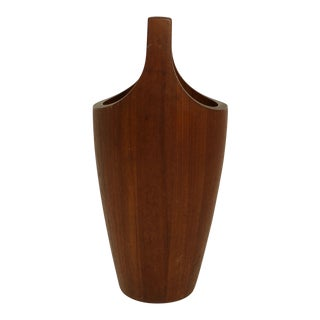 Quistgaard for Dansk Teak Ice Bucket For Sale