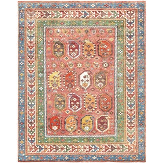 """Pasargad Nomad Collection Wool Rug - 7' 10"""" X 9' 9"""""""