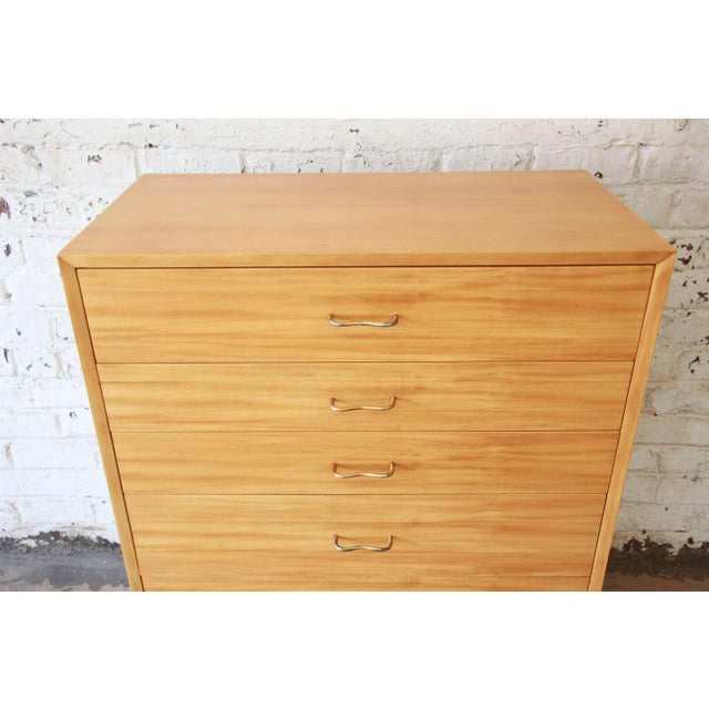 Herman Miller George Nelson for Herman Miller Highboy Dresser For Sale - Image 4 of 13