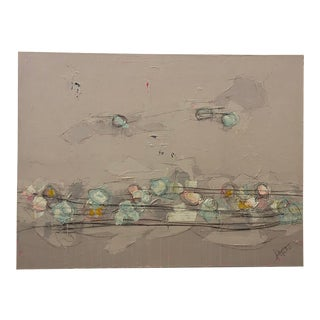 Abstract Painting by Alexis Walter For Sale