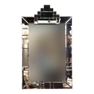 1970s Carvers Guild Art Deco Mirror For Sale